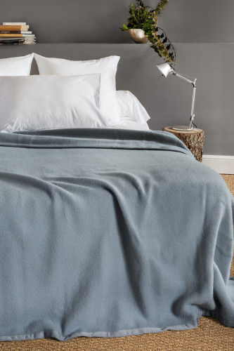 Couverture 100% lambswool